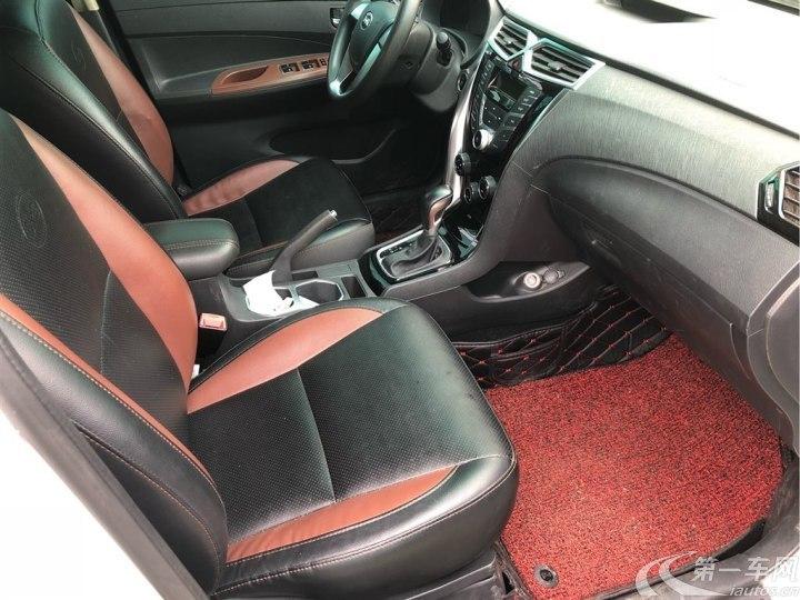 比亚迪F3 2016款 1.5L 自动 尊贵型 (国Ⅴ)