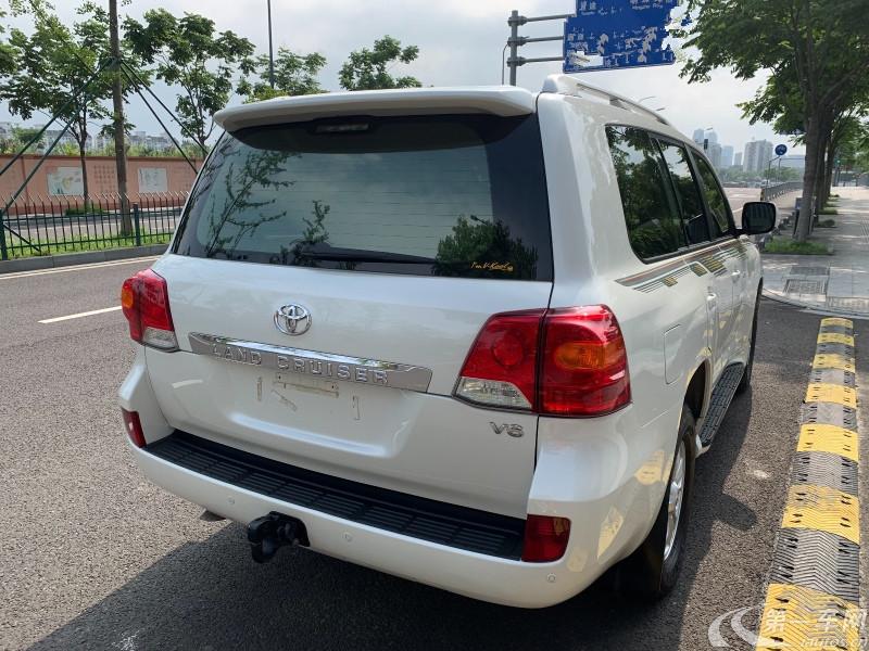 丰田兰德酷路泽 2016款 4.0L 自动 四驱 GX-R (国Ⅴ)