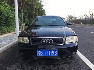 奥迪A6 1.8T 舒适型
