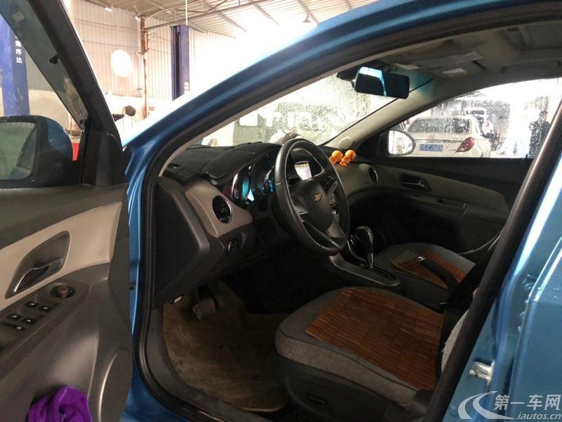 雪佛兰科鲁兹 2009款 1.8L 自动 SX (国Ⅳ)