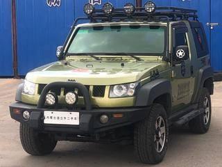 北京汽车40 2.4L 手动 穿越版