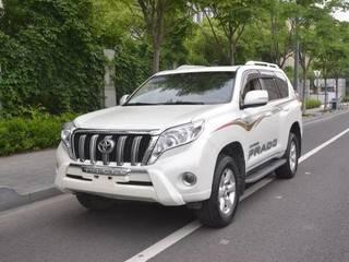 丰田普拉多 2700 2.7L 自动 VX外挂中东版平行进口