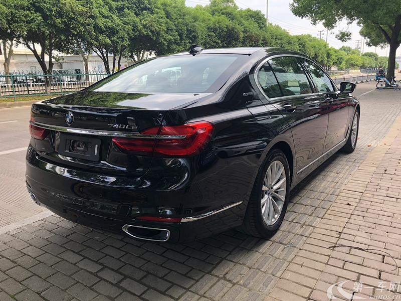 宝马7系 740Li [进口] 2018款 3.0T 自动 汽油 领先型卓越套装