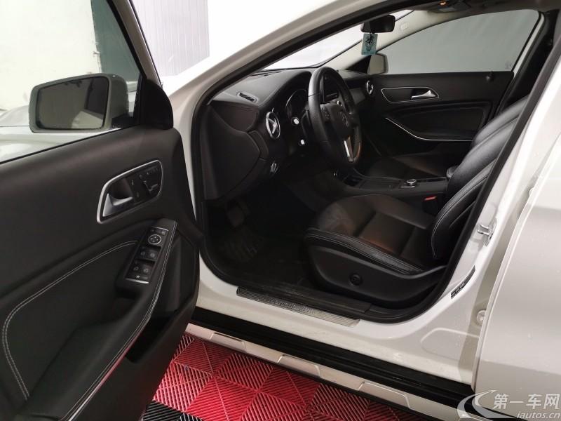 奔驰GLA GLA220 2015款 2.0T 自动 豪华型 (国Ⅴ)