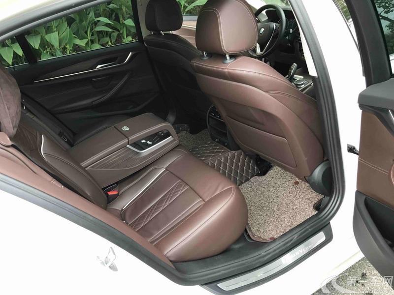 宝马5系 530Li 2018款 2.0T 自动 汽油 xDrive-M运动套装改款 (国Ⅴ)