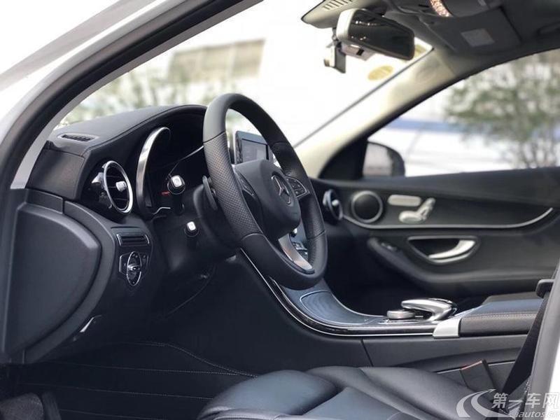 奔驰C级 C200L 2016款 2.0T 自动 运动版 (国Ⅴ)