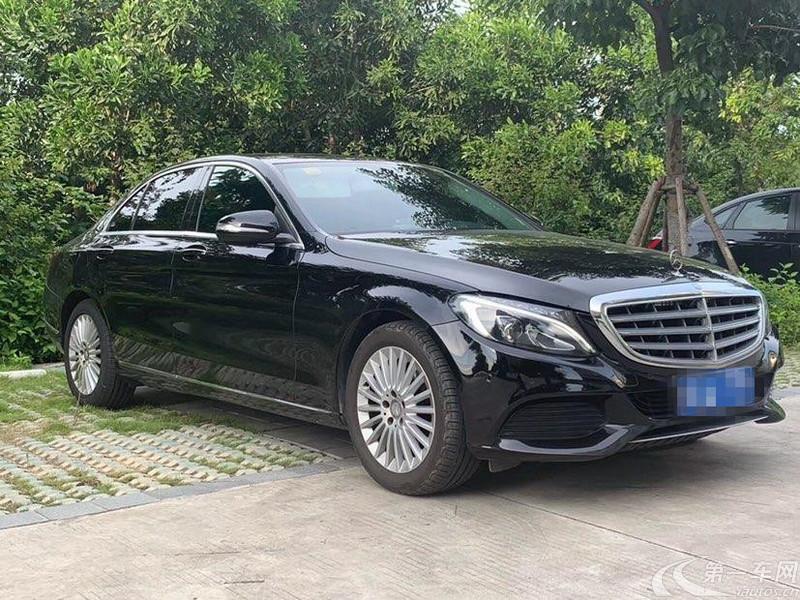 奔驰C级 C200L 2015款 2.0T 自动 改款 (国Ⅴ)