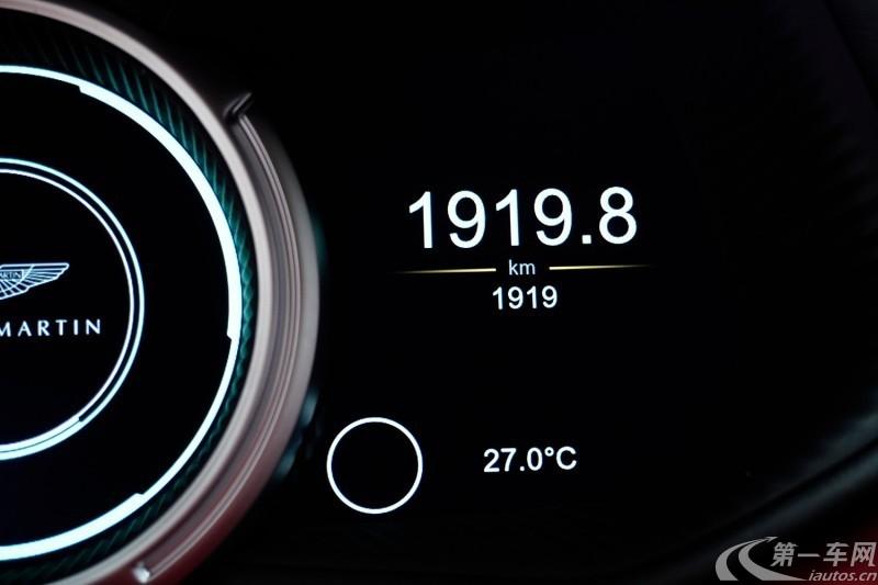 阿斯顿马丁DB11 [进口] 2019款 4.0T 自动 V8