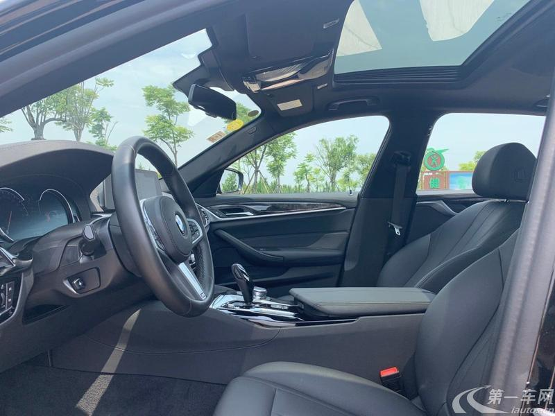 宝马525Li 2018款 2.0T 自动 汽油 豪华套装 (国Ⅴ)