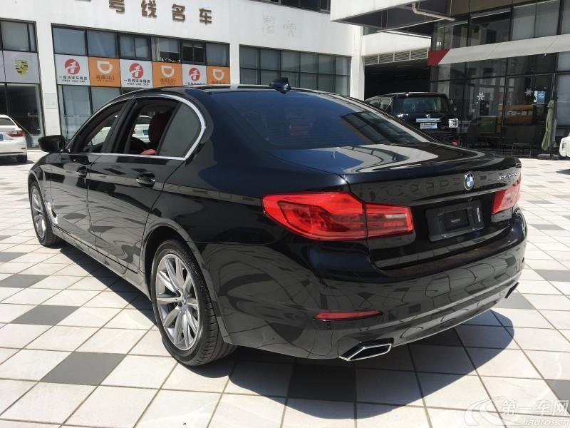 宝马5系 528Li 2017款 2.0T 自动 汽油 xDrive领先型 (国Ⅴ)