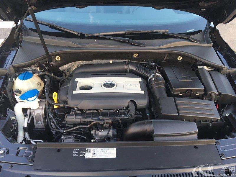 大众帕萨特 2015款 1.8T 自动 汽油 御尊版 (国Ⅴ)