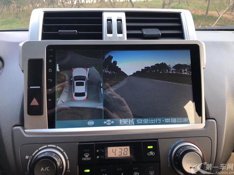 丰田普拉多 2014款 4.0L 自动 四驱 VX-NAVI (国Ⅴ)
