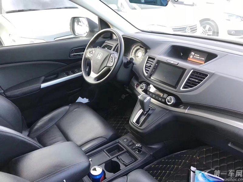 本田CR-V 2015款 2.4L 自动 前驱 豪华版 (国Ⅴ)