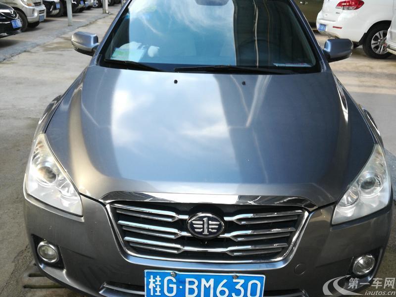 奔腾B50 2013款 1.6L 手动 尊贵型 (国Ⅳ)