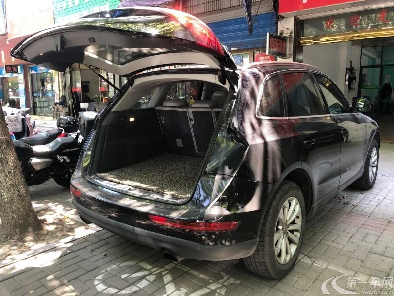 奥迪Q5 2013款 2.0T 自动 四驱 汽油 舒适型 (国Ⅳ)