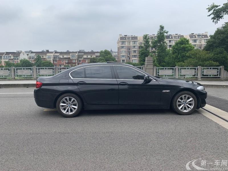 宝马5系 525Li 2013款 2.0T 自动 汽油 卓乐版 (国Ⅳ)