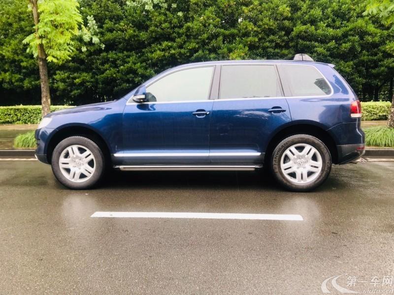 大众途锐 [进口] 2010款 3.0T 自动 四驱 柴油 顶配型