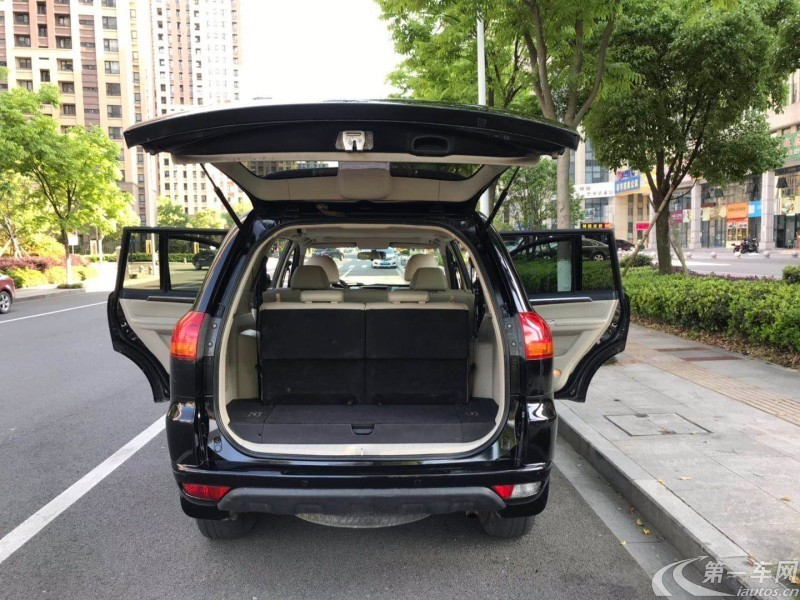 三菱帕杰羅勁暢 2013款 3.0L 自動 后驅 豪華版 (國Ⅳ)