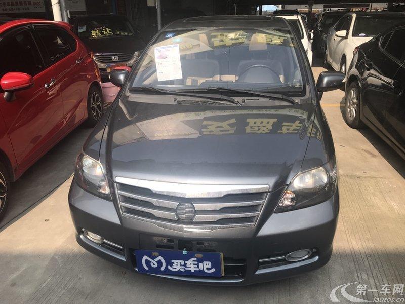 理念S1 2011款 1.5L 自动 豪华版 (国Ⅳ)