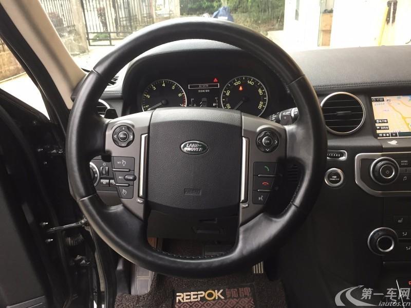 路虎发现 [进口] 2015款 3.0T 自动 四驱 汽油 SE