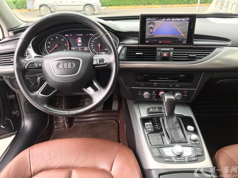 奥迪A6L TFSI 2016款 1.8T 自动 运动型 (国Ⅴ)