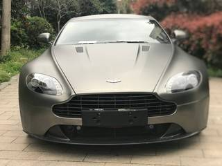 阿斯顿马丁Virage Coupe 6.0L