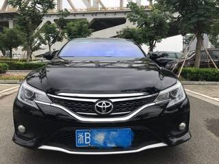 丰田锐志 2.5L 自动 V尚锐版