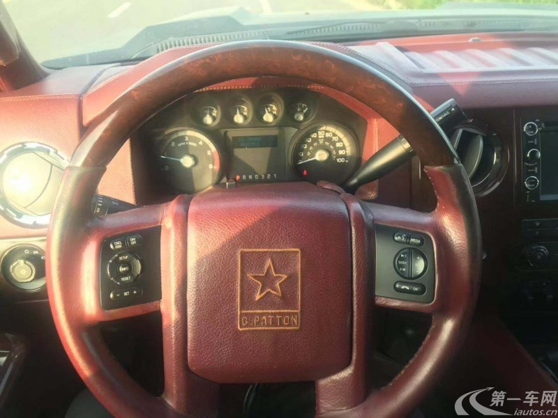 乔治巴顿乔治巴顿 [进口] 2016款 6.8L 自动 四驱 超级越野车