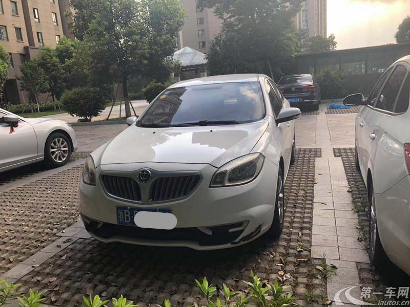 中华H330 2013款 1.5L 手动 豪华型 (国Ⅳ)
