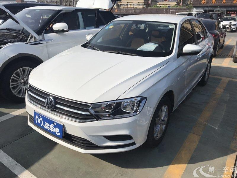 大众宝来 2017款 1.6L 自动 4门5座三厢车 时尚型 (国Ⅴ)