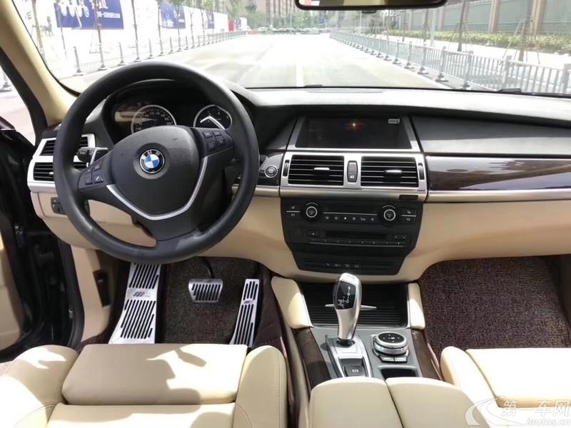 宝马X6 35i [进口] 2014款 3.0T 自动 四驱 汽油 运动型