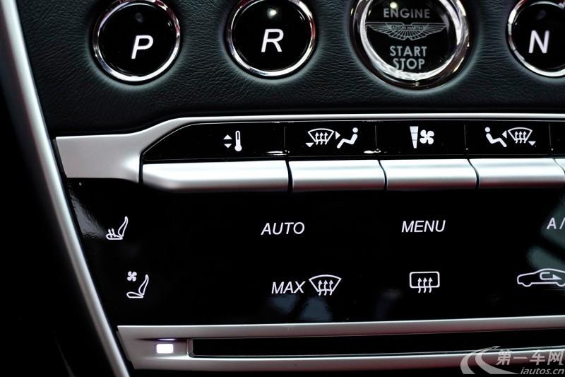 阿斯顿马丁V8 [进口] 2018款 4.0T 自动