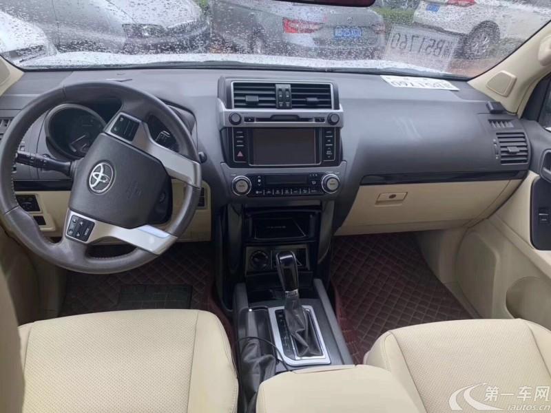 丰田2012款 4.0L 自动 四驱 VX-NAVI (国Ⅳ)