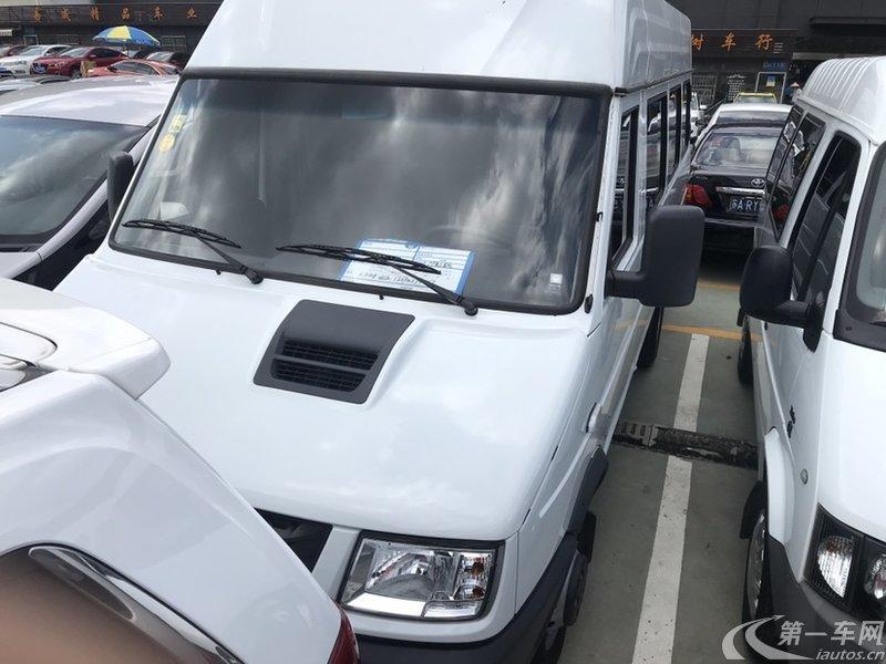 依维柯依维柯 2017款 2.8T 手动 箱货中顶 (国Ⅴ)