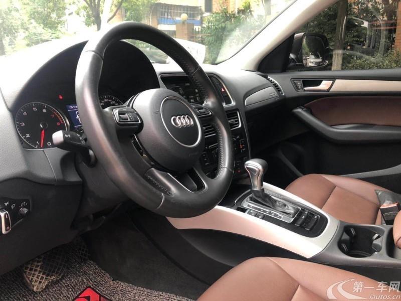 奥迪Q5 2015款 2.0T 自动 四驱 汽油 豪华型 (国Ⅴ)