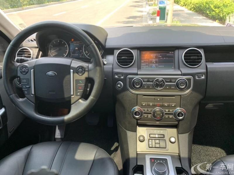 路虎发现 [进口] 2015款 3.0T 自动 四驱 汽油 HSE