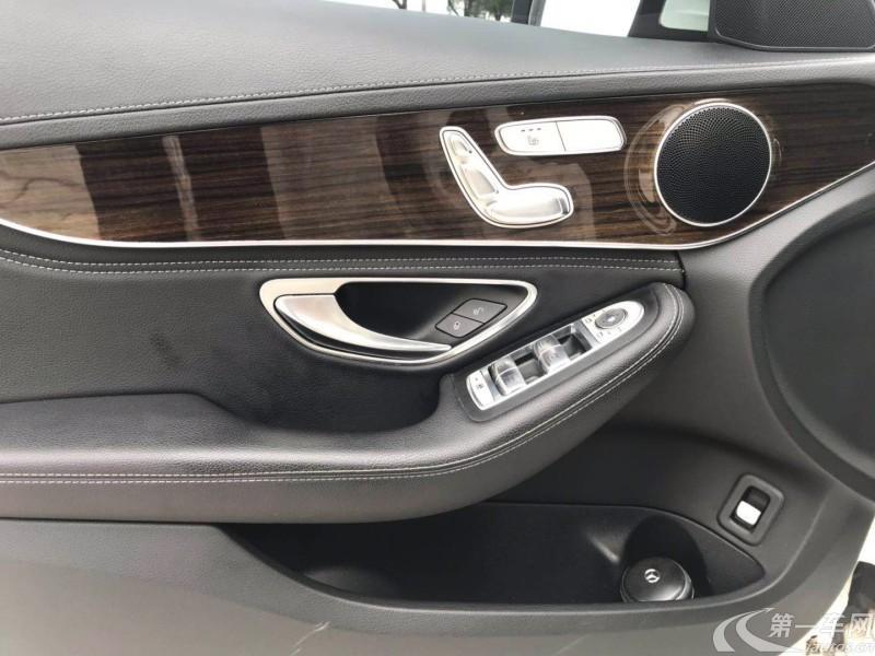 奔驰C200L 2015款 2.0T 自动 (国Ⅴ)