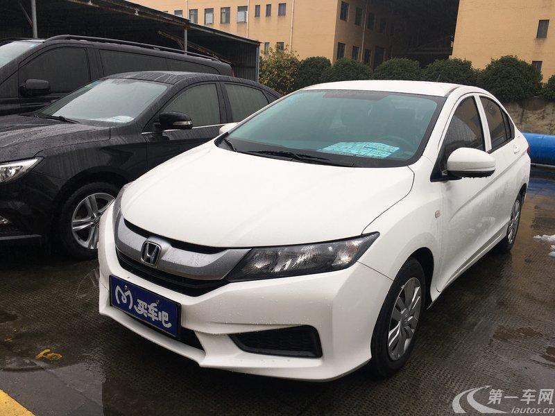 本田锋范 2017款 1.5L 自动 舒适版 (国Ⅴ)