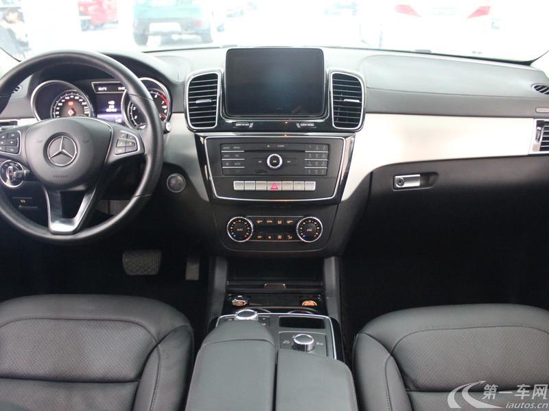 奔驰GLE级 GLE320 [进口] 2017款 3.0T 自动 轿跑SUV
