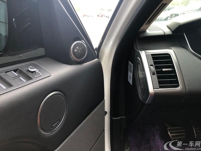 路虎揽胜运动版 [进口] 2016款 3.0T 自动 四驱 SE