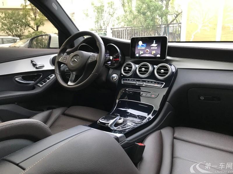 奔驰GLC GLC200 2016款 2.0T 自动 (国Ⅴ)