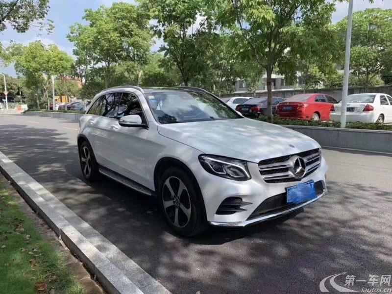 奔驰GLC260 2018款 2.0T 自动 改款豪华型 (国Ⅴ)