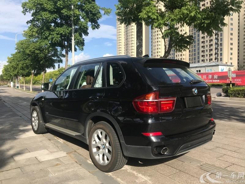宝马X5 [进口] 2011款 3.0T 自动 四驱 柴油