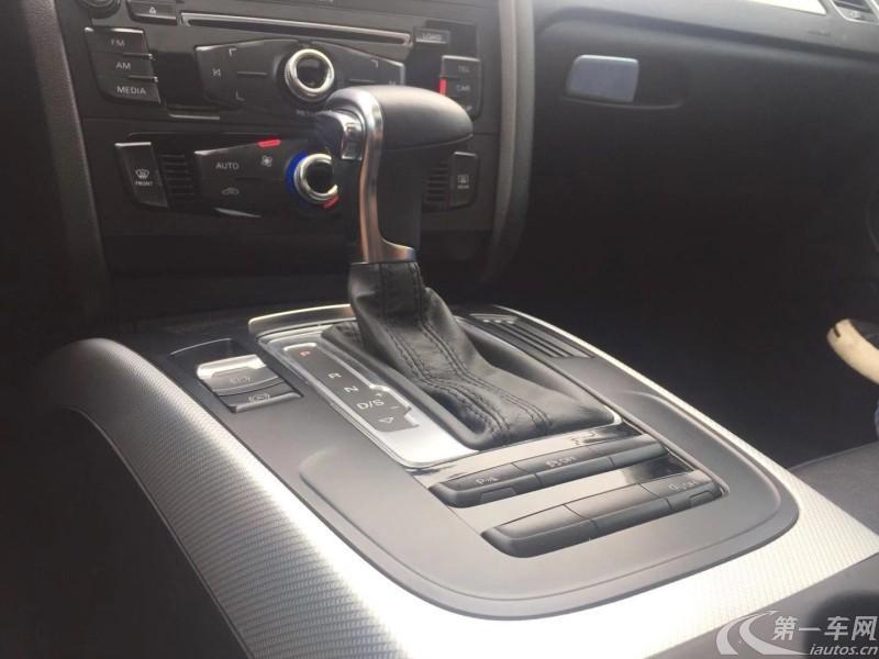 奥迪A4L 2015款 2.0T 自动 舒适型 (国Ⅴ)