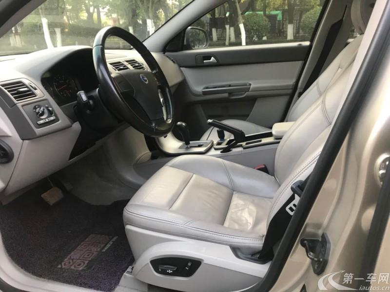 沃尔沃S40 2012款 2.0L 自动 汽油 典雅版 (国Ⅳ)