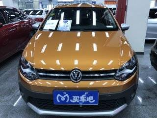 大众POLO Cross 1.6L 自动