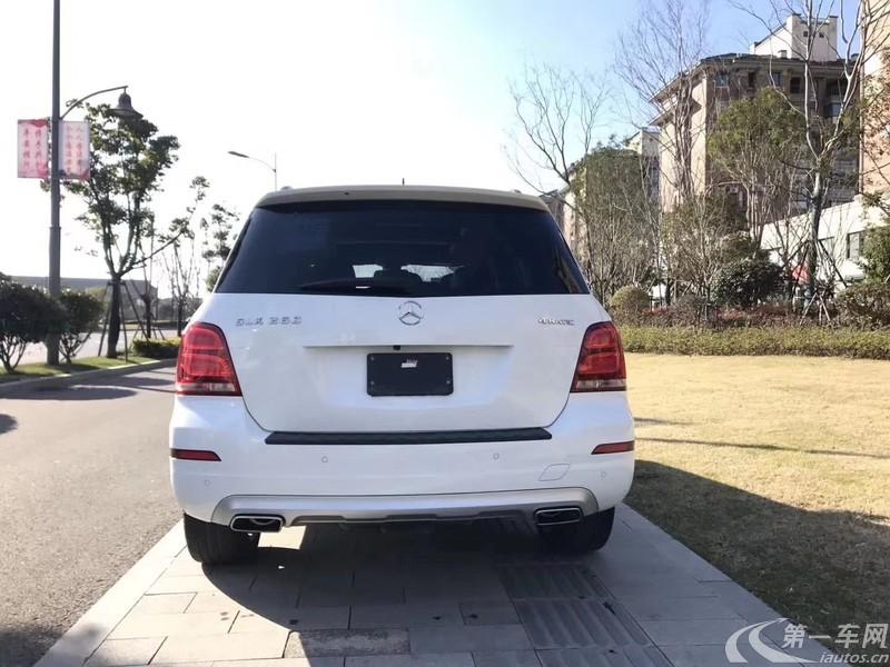 奔驰GLK GLK260 2014款 2.0T 自动 汽油 动感型 (国Ⅴ)