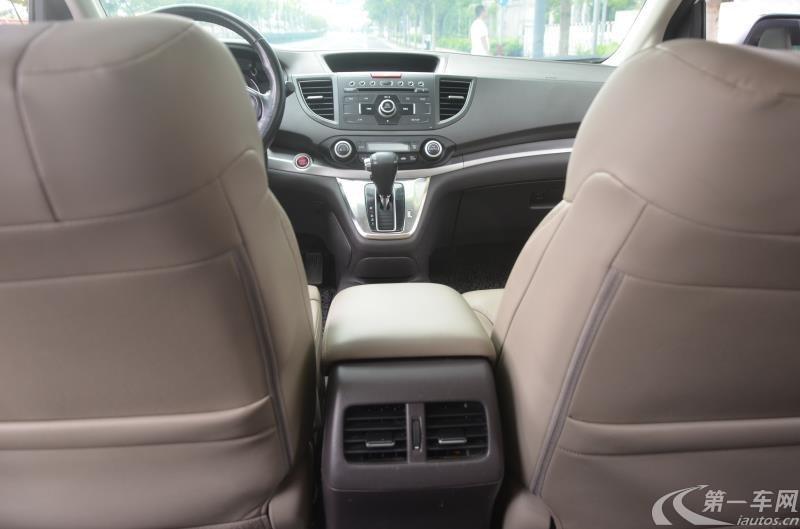 本田CR-V 2012款 2.4L 自动 四驱 尊贵导航型 (国Ⅳ)