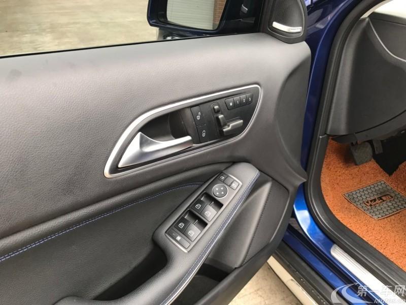 奔驰GLA GLA200 2016款 1.6T 自动 蓝调版 (国Ⅴ)