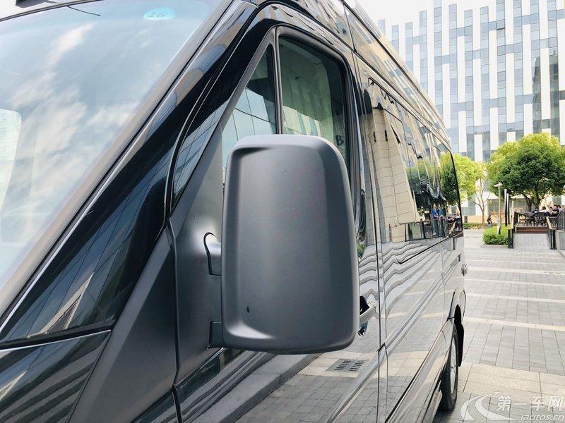 奔驰凌特 2012款 2.2T 手动 尊旅版中轴版 (国Ⅴ)